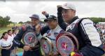 Vítězové závodu v japonské Čibě Red Bull Air race 2017