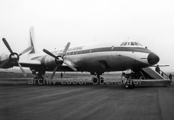 Bristol Britannia Lloyd International