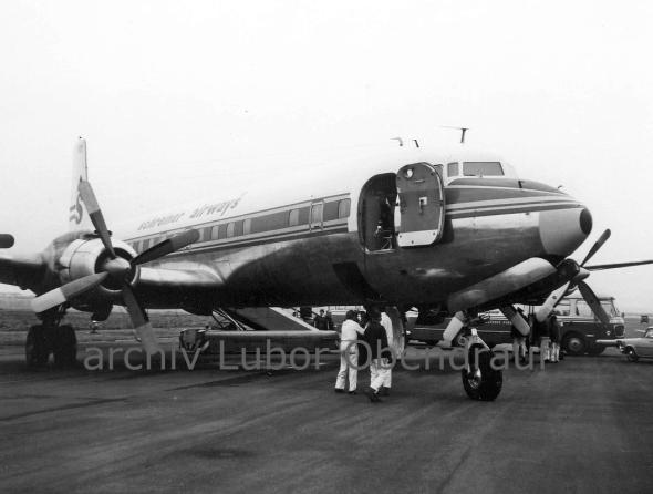 Douglas DC Schreiner Airways