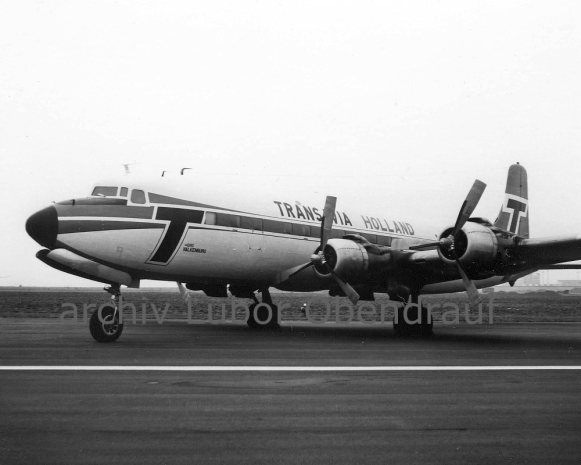 Douglas DC Transavia Holland