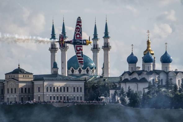 Red Bull Air Race 2017 MArtin Šonka Rusko