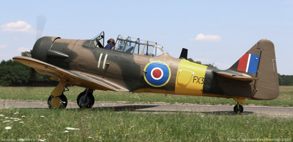 North American Harvard Mk II