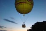 český balón na Poháru Gordona Benneta