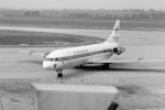 Aerospatiale S.E. 210 Praha Ruzyně Finnair