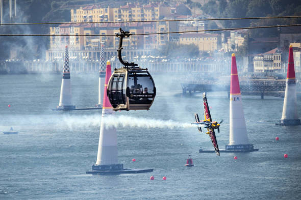 Martin Šonka Red Bull Air Race 2017 Porto