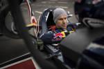 Martin Šonka soustředěný v kokpitu Red Bull Air race 2017 Luasitzring