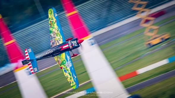Petr Kopfstein Red Bull Air Race Luasitzring 2017