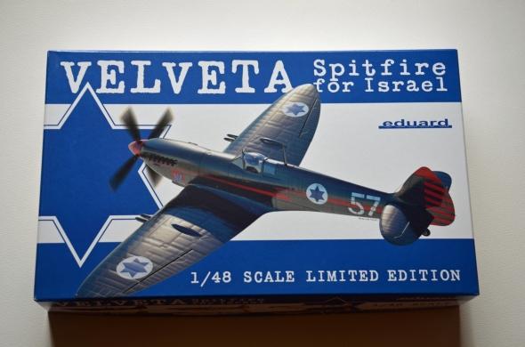 Spitfire VELVETA Eduard 001