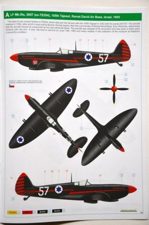 Spitfire VELVETA Eduard 019