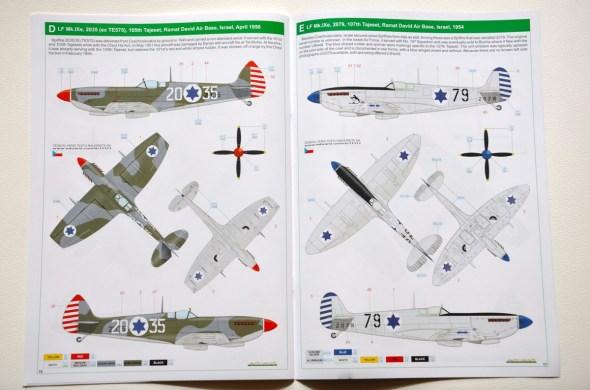 Spitfire VELVETA Eduard 021