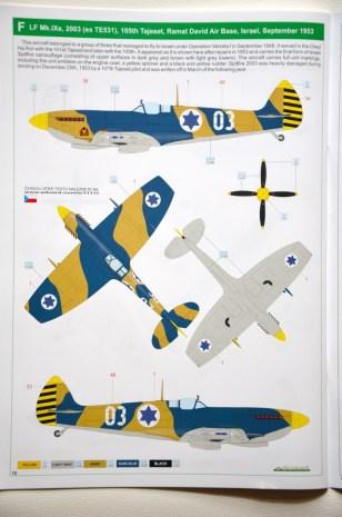 Spitfire VELVETA Eduard 022