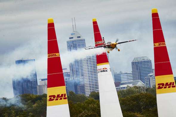 Martin Šonka red Bull Air Race Indianapolis 2017