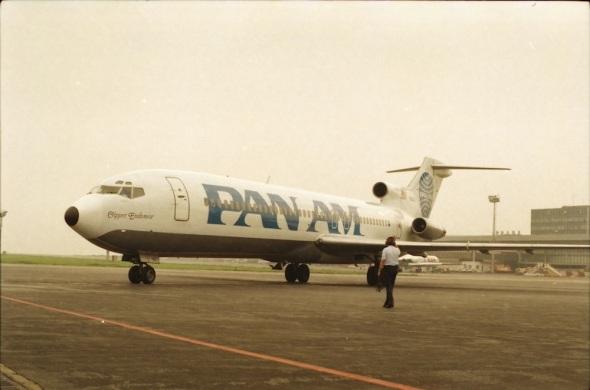 Panam PRG last flight