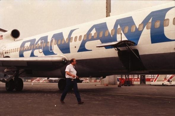 pre flight check Panam PRG