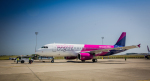 wizz air airbus A320 new livery