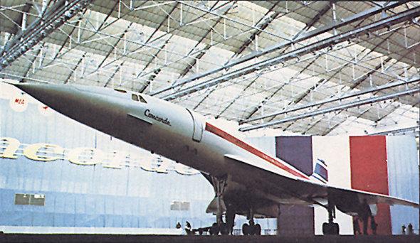 První prototyp Concorde se představuje