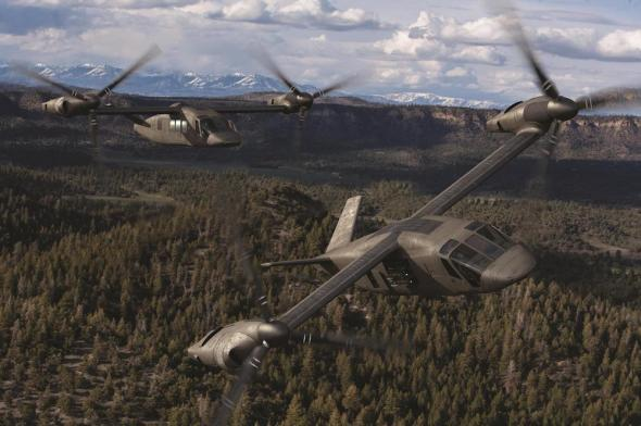 Bell V-280 Valor ve službách armády
