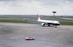 Boeing B757 BA Prague
