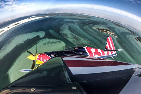Martin Wonka Abu Dhabi Red Bull Air race  2018