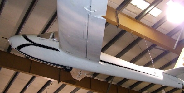 Letov LF 107 Luňák Muzeum Seattle