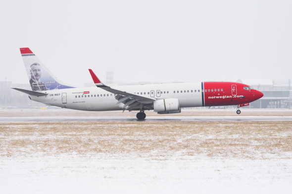 Norwegian Air Shuttle Boeing 737 800