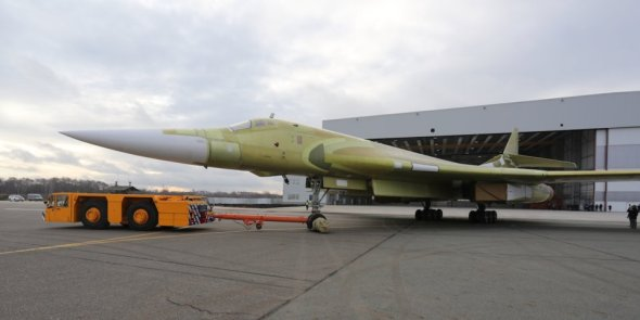 TU 160M2 roll out one