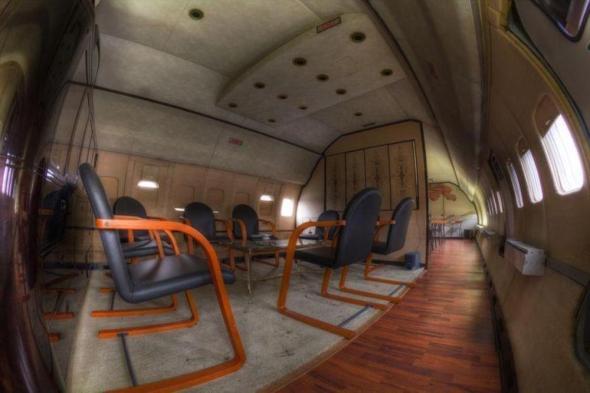 Benin-Boeing-707-321-TY-BBW-7