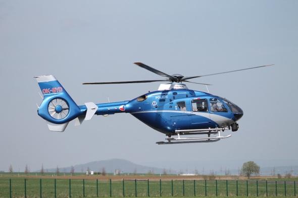 Eurocopter EC135 Policie ČR