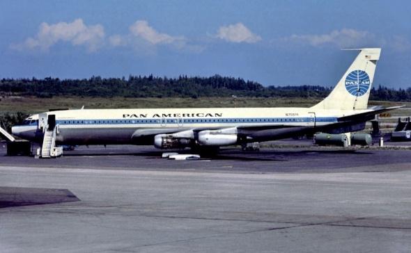 začátek služby u Pan Amu