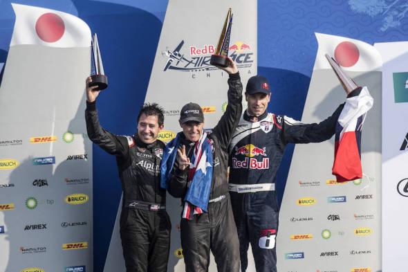Martin Šonka stupně vítězů Chiba Japonsko RBAR 2018