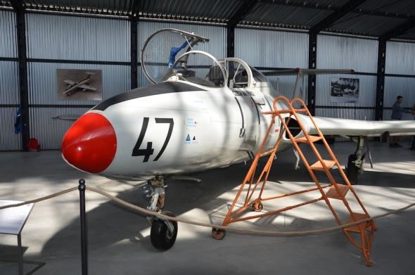 Aero L 29 Delfín letecké muzeum Kbely