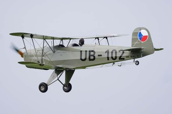 UL maketa Aero C 104 Foto_Petr_Kolmann