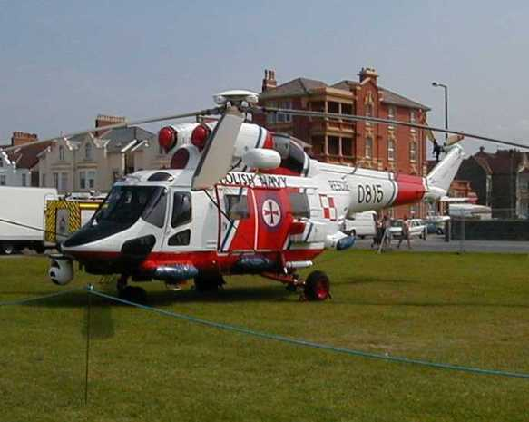 vrtulník PZL anaconda