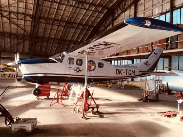 Cessna OK TGM