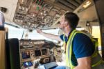 Czech Airlines Technics udržba letadla