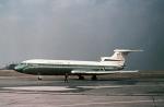 Prague Airport Trident Iraqi Airways