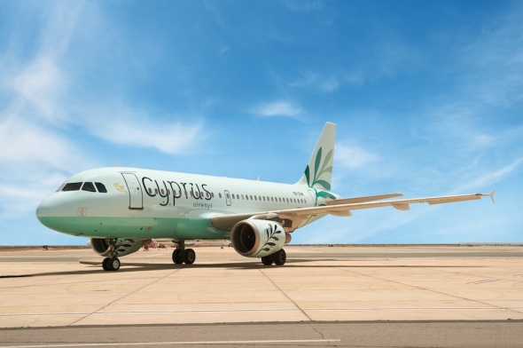 Airbus A319 Cyprus Airways