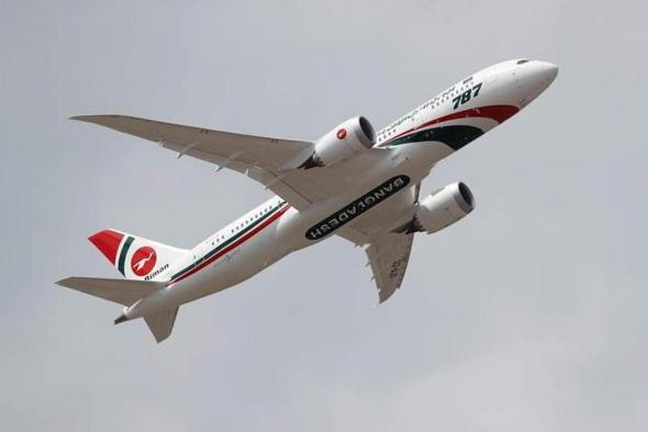 Boeing B 787 Biman
