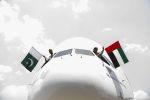 Emirates Airbus A380 Islamabad