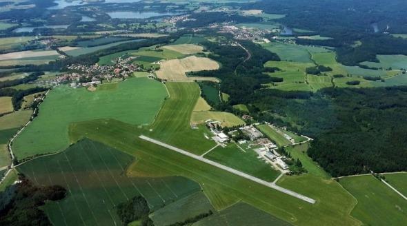 Letiště Hosín