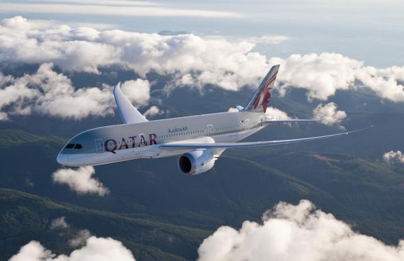 Qatar Airways Boeing B787 Dreamliner
