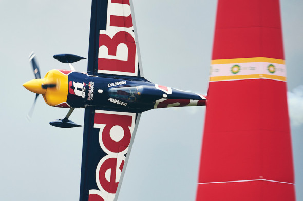 Martin Wonka Wiener Neustadt Red Bull Air Race 2018