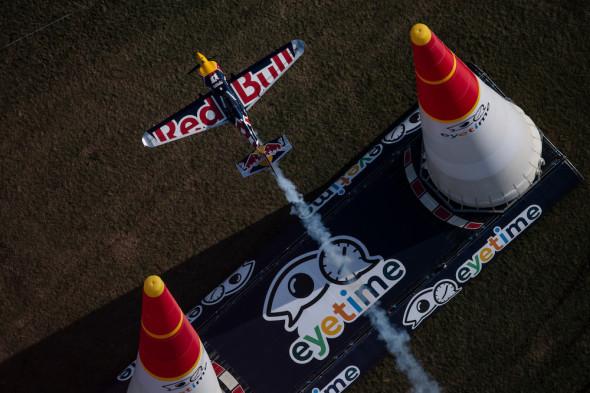 Martin Šonka RBAR Wiener Red Bull Air Race Vídeň