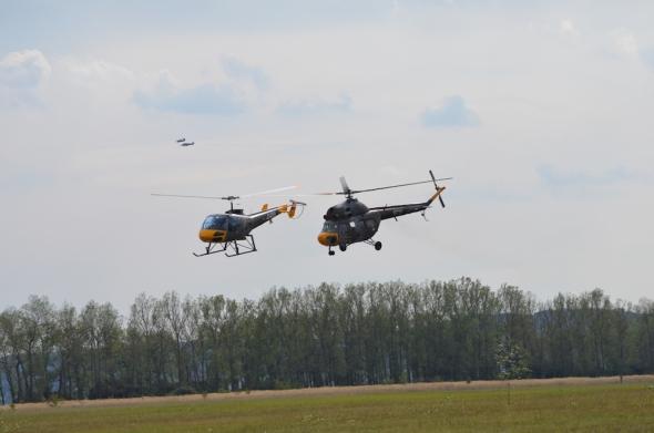 Enstrom 480B G a Mil Mi 2