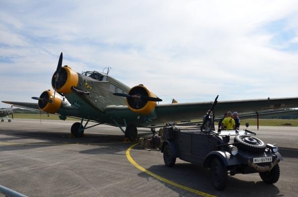 Junkers Ju 52 a KDF