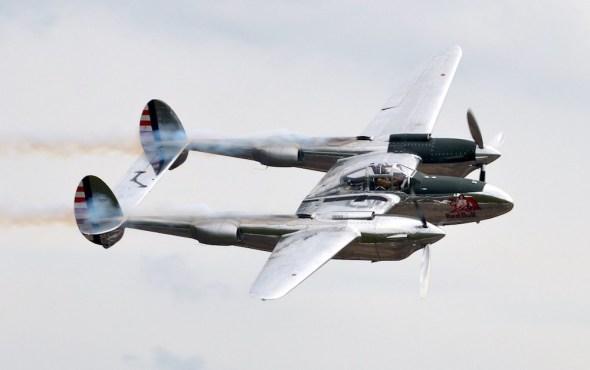 Lockheed P 38 Lightning Plzeň 2018
