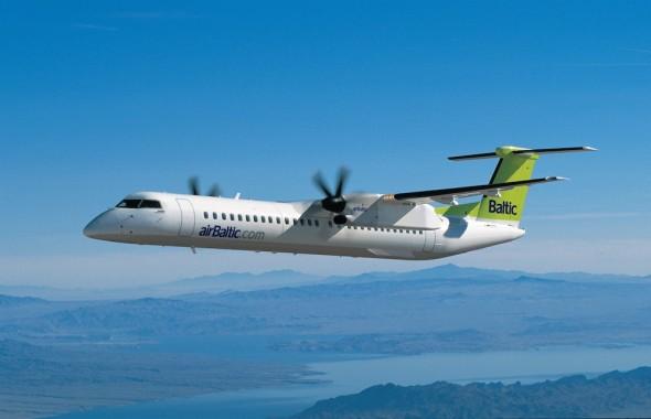 airBaltic Bombardier Dash 8 Q400
