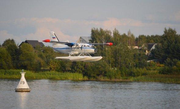 Let  L 410 plováky 6