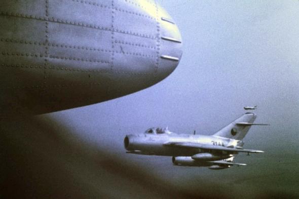 MiG 15 skupina