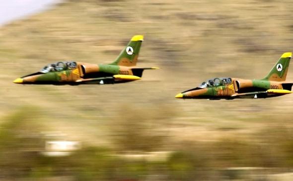 Aero L 39 Afghánistán